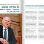 Revista Oftalpro – Óculos e lentes de contacto em tempos de pandemia